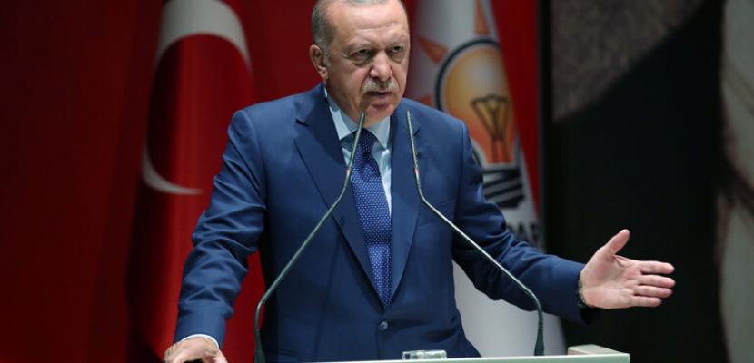 أردوغان يعلن إكمال التحضير لعملية عسكرية جديدة في شمال سوريا