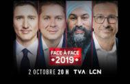 Jour de «Face-à-Face» pour les chefs des partis