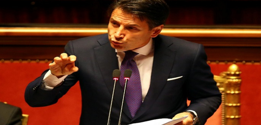 """رئيس وزراء إيطاليا: الاتحاد الأوروبي لا يمكن أن يقبل """"الابتزاز"""" التركي"""