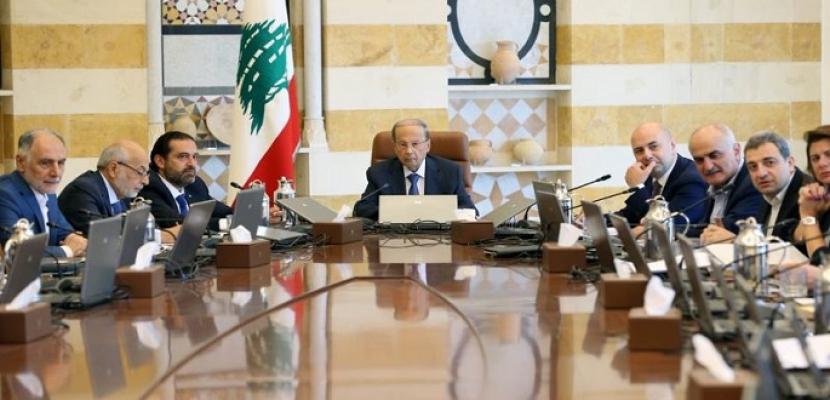 الحكومة اللبنانية تعلن إقرار الإصلاحات ومشروع موازنة عام 2020