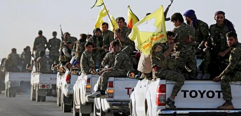 """البنتاجون : سنواصل التعاون مع الأكراد فى قوات """"قسد"""" للقضاء على داعش"""