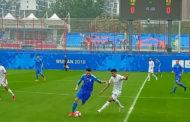 المنتخب العسكرى يتعادل مع نظيره اليونان فى افتتاح كأس العالم بالصين
