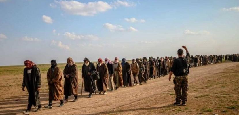 """""""قسد"""" ترفض تسليم مسلحي داعش المعتقلين لديها إلى أي جهة"""