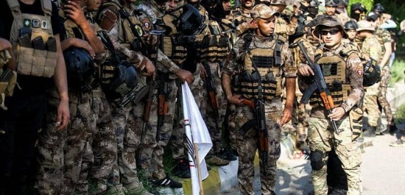 فى محاولة للسيطرة على الأوضاع الأمنية .. جهاز مكافحة الإرهاب العراقى ينشر قواته في بغداد