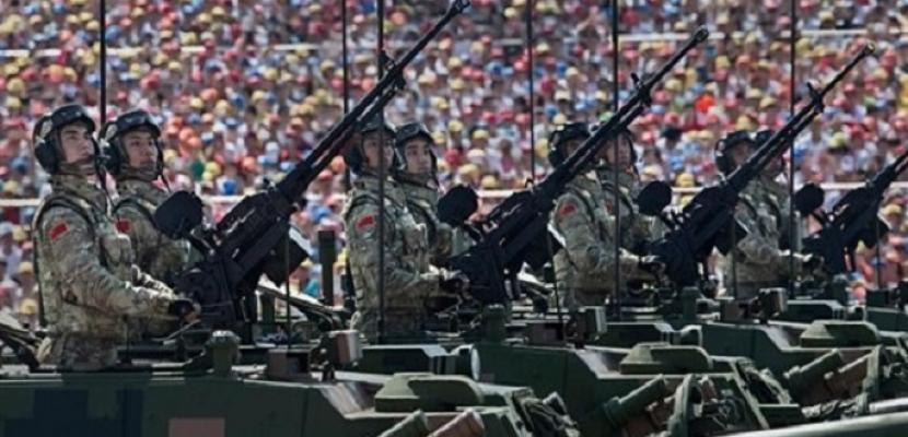 الشرطة المسلحة الصينية تبدأ تدريبات على مكافحة الإرهاب