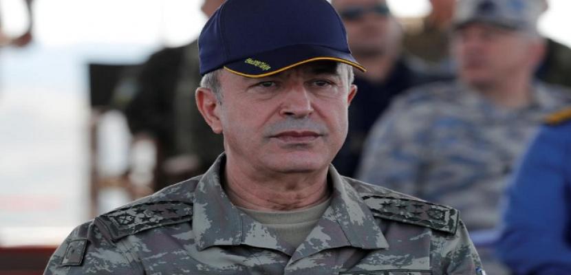 """الدفاع التركية: سنوقف العمل مع أمريكا في """"المنطقة الآمنة"""" بسوريا في حالة تعثر إنشائها"""