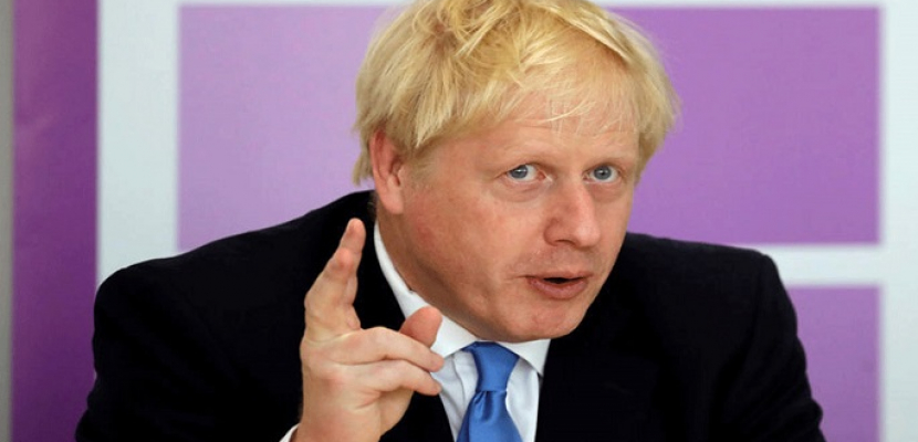 """جونسون يهدد بسحب اتفاق """"بريكست"""" والدعوة لإجراء انتخابات عامة جديدة"""