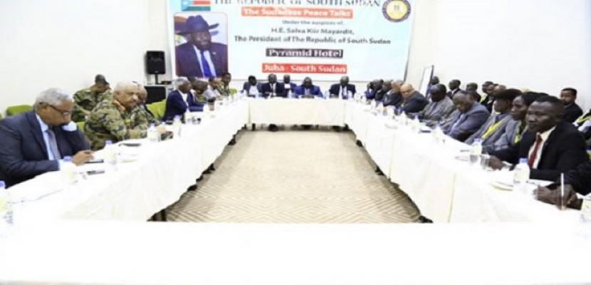 انطلاق التفاوض حول قضايا جوهرية بين الحكومة السودانية والحركة الشعبية
