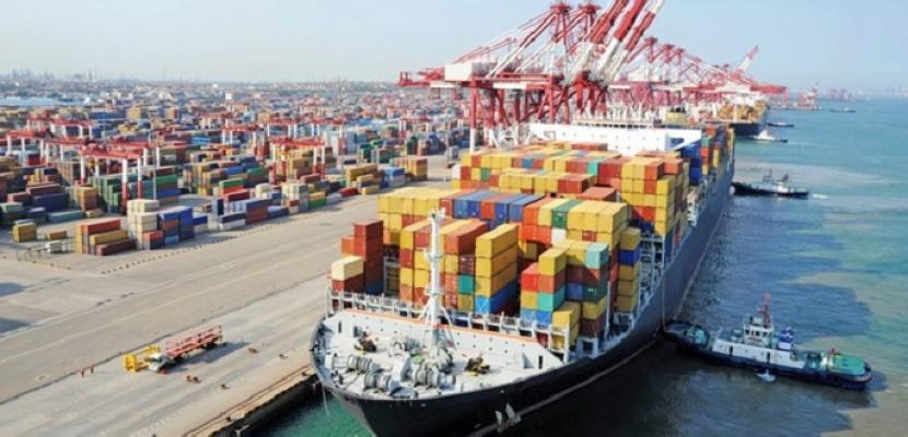 الصادرات والواردات :2ر19 مليار دولار صادرات مصر غير البترولية خلال 9 أشهر