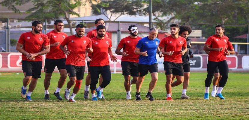 الأهلي يغادر إلى دبي الخميس لبدء معسكر تدريبي لمدة أسبوع