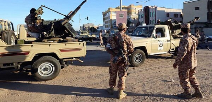 الجيش الليبي يعلن سيطرته على الأجواء ومحاصرة عناصر قوات الوفاق في ضواحي طرابلس