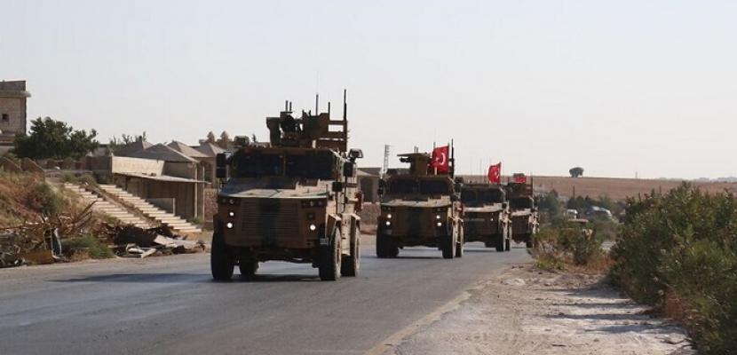 تركيا تعلن إكمال الاستعدادات لشن عملية عسكرية شمال شرق سوريا وترسل تعزيزات إلى حدودها