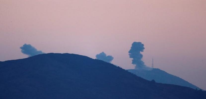 الجيش التركي يقصف الحدود السورية العراقية لقطع خطوط الإمداد