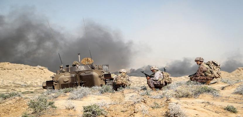 إيران تجري مناورة عسكرية مفاجئة شمال غرب البلاد