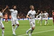 ريال مدريد يعود من تركيا بفوز ثمين على جالطة سراي