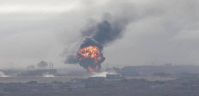 في رابع أيام العدوان .. تركيا تكثف قصفها للشمال السورى