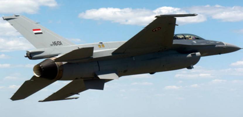 الطيران العراقي يدمر 3 مواقع لتنظيم داعش في ديالي