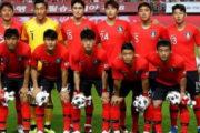 منتخب كوريا الجنوبية لكرة القدم يواجه نظيره الشمالي لأول مرة فى بيونج يانج منذ 29 عاما