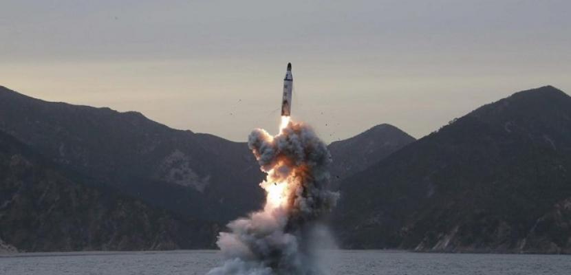 سقوط صاروخ كورى شمالى فى المنطقة الاقتصادية لليابان .. وطوكيو تتواصل مع المبعوث الأمريكى