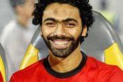 نكشف الأسرار وراء نجاة لاعب منتخب مصر «حسين الشحات» من الغياب لـ6 أسابيع