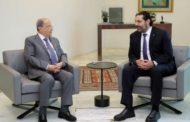 """لبنان.. تجدد السجال بين عون والحريري.. وبري يحذر من """"غرق"""" البلاد"""
