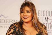 نجاة الفنانة المصرية هالة صدقي وطفليها من الموت