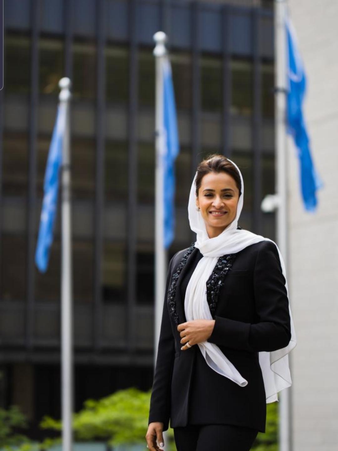 عائشة الهاملي .. أول امرأة مرشّحة لرئاسة المنظّمة العربيّة للطيران المدنيّ (إيكاو)