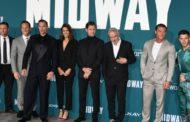فيلم (ميدواي) يتصدر إيرادات السينما في أمريكا الشمالية