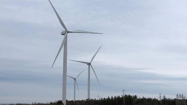 أرقام عن طاقة الرياح في المقاطعات الأطلسية في كندا