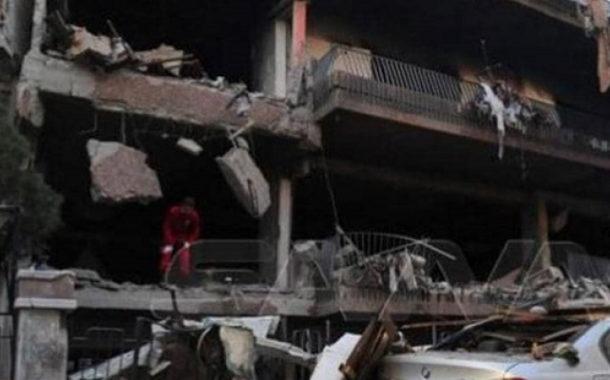 تزامناً مع اغتيال ابو العطا .. غارة إسرائيلية على دمشق
