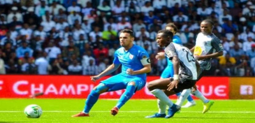 الزمالك يخسر بثلاثية نظيفة أمام مازيمبى فى أولى مبارياته بمجموعات أفريقيا