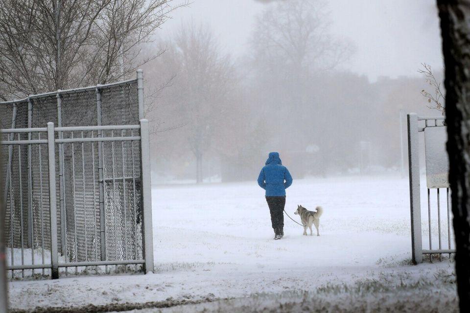 Tempête de neige: plusieurs records seront battus cette semaine
