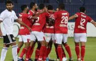 الأهلي يفوز على بلاتينيوم بثنائية وليد سليمان بدوري أبطال أفريقيا