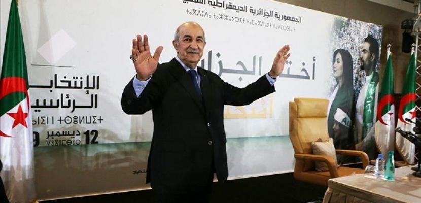 الرئيس الجزائري يقرر مد مهلة الترشح للانتخابات التشريعية المبكرة حتى الثلاثاء المقبل