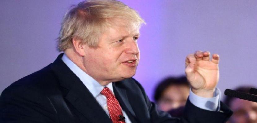 """رئيس الوزراء البريطاني يدعو """"لاتفاق ترامب"""" بديلاً للاتفاق النووي مع إيران"""