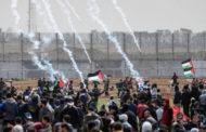 إصابة 15 فلسطينيا برصاص وقنابل غاز الاحتلال الإسرائيلي في مسيرات الجمعة