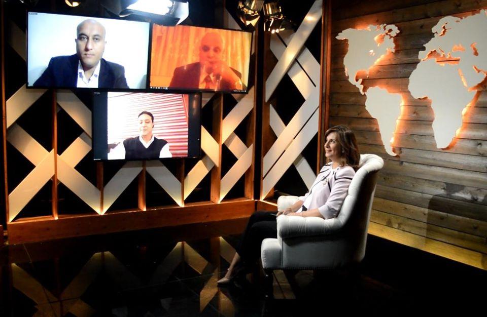 استكمالا لمبادرة (اسأل واقترح لايف).. وزيرة الهجرة تتواصل بالفيديو كونفرانس مع مصريين مقيمين في الأردن