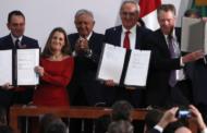 """كندا والولايات المتحدة والمكسيك توقّع على النسخة المعدّلة من """"نافتا"""" الجديد"""