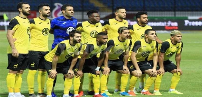 وادي دجلة يتأهل لثمن نهائي كأس مصر برباعية نظيفة في بيلا