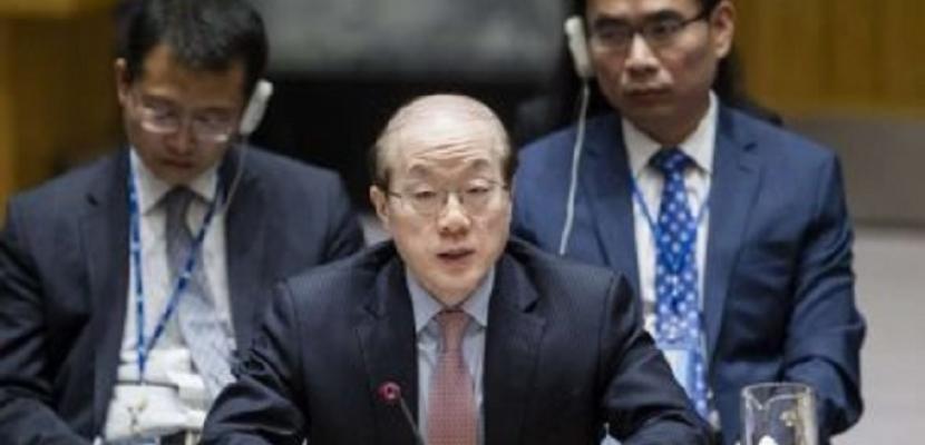 الصين تدعو المجتمع الدولى لدعم حوار سياسى شامل فى العراق