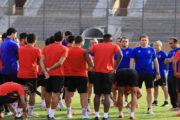 الاهلي يبدأ اليوم الاستعداد لمباراة دجلة في الدوري