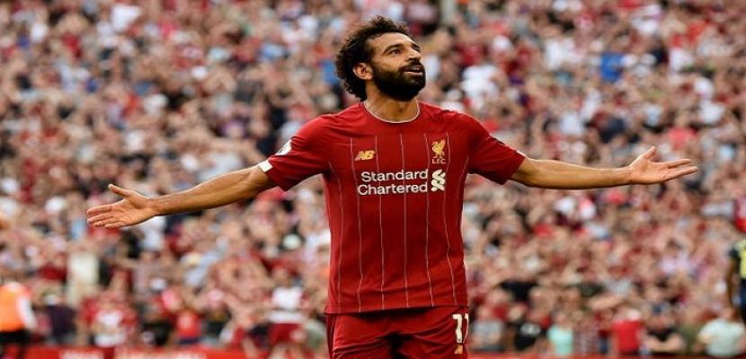 محمد صلاح على رأس قائمة ليفربول لمباراة سالزبورج بدوري أبطال أوروبا