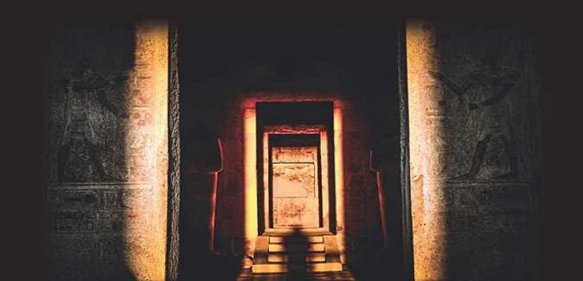 الشمس تجدد موعدها مع حتشبسوت وتتعامد على قدس أقداس معبد الدير البحري في عيد حورس