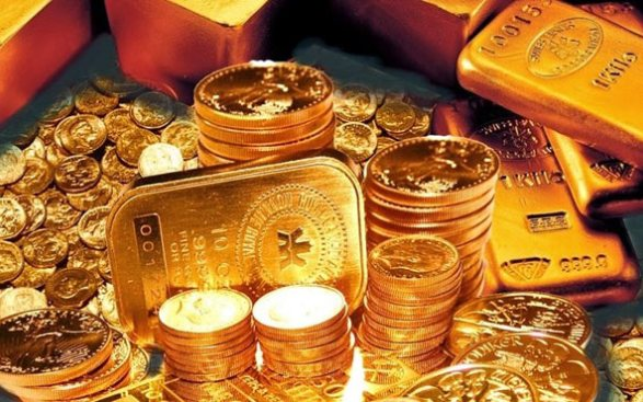 الذهب يهبط وسط ارتفاع الأسهم مع تلاشي توترات الشرق الأوسط