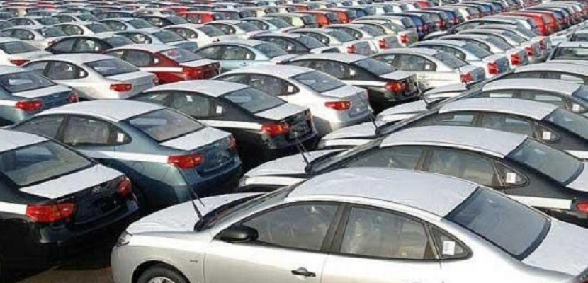 مبيعات السيارات فى الصين تنخفض 8.2% فى 2019