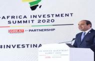 الرئيس السيسي: القمة البريطانية – الإفريقية إضافة جديدة للعمل الدولى للنهوض بقارتنا