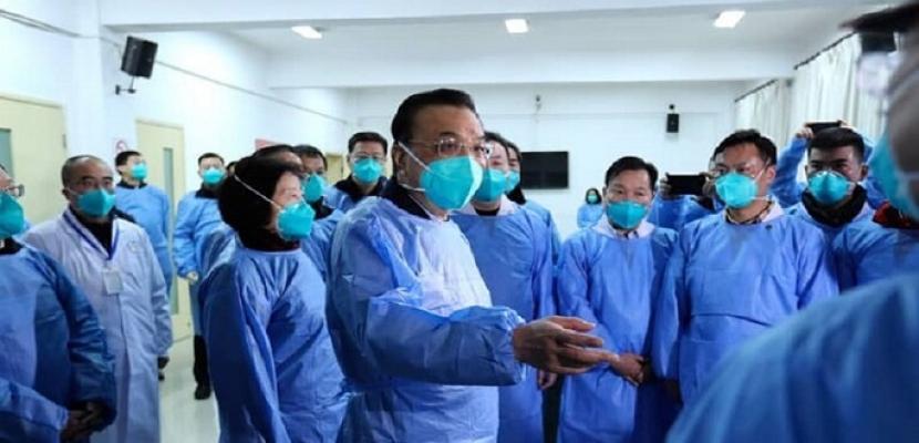 80 حالة وفاة فى الصين وأكثر من 2300 إصابة بفيروس كورونا .. ورئيس الوزراء يزور بؤرة المرض