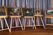 ألمانيا تستعيد 5 لوحات فنية سرقت عام 1979