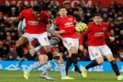 مانشستر يونايتد يسقط بثنائية أمام بيرنلي في الدوري الإنجليزي