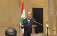 الرئيس اللبناني: قطع الطرق يتجاوز التعبير عن الرأي إلى عمل تخريبي منظم لضرب الاستقرار